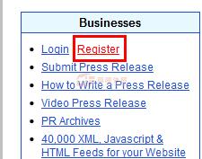 prlogregister03 英文SEO手工外链资源月包